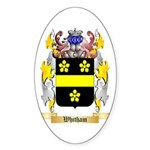 Whitham Sticker (Oval)