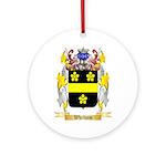 Whitham Round Ornament