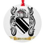 Whitfield Round Ornament