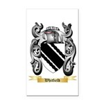 Whitfield Rectangle Car Magnet