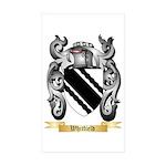 Whitfield Sticker (Rectangle 50 pk)