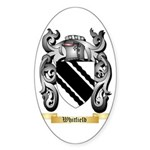 Whitfield Sticker (Oval)