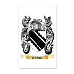 Whitfield 35x21 Wall Decal