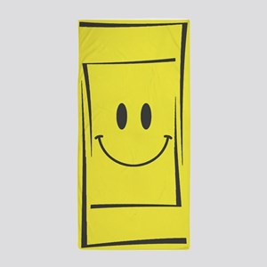 Cutie Face Beach Towel