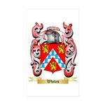 Whites Sticker (Rectangle 10 pk)