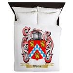 Whites Queen Duvet