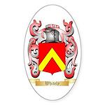 Whitely Sticker (Oval 10 pk)