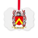 Whitely Picture Ornament