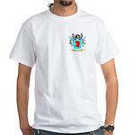 Whitelam White T-Shirt