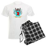 Whitelam Men's Light Pajamas