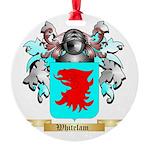 Whitelam Round Ornament