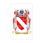 Whitehouse Sticker (Rectangle)