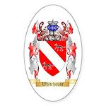 Whitehouse Sticker (Oval 10 pk)