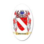 Whitehouse 20x12 Oval Wall Decal