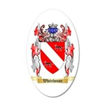 Whitehouse 35x21 Oval Wall Decal