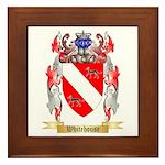 Whitehouse Framed Tile
