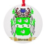 Whitehead Round Ornament