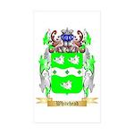 Whitehead Sticker (Rectangle 50 pk)