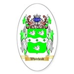 Whitehead Sticker (Oval)