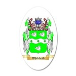 Whitehead 20x12 Oval Wall Decal