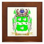 Whitehead Framed Tile