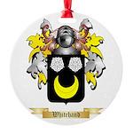Whitehand Round Ornament