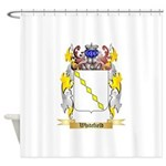 Whitefield Shower Curtain