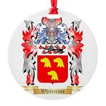 Whitecross Round Ornament