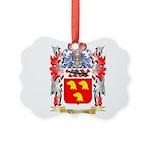 Whitecross Picture Ornament