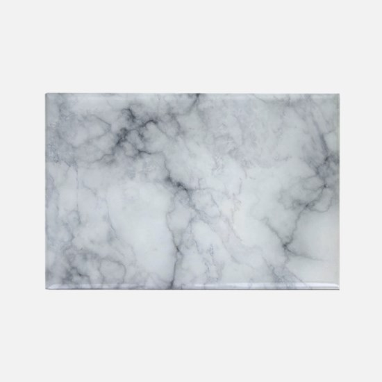Funny Marble Rectangle Magnet