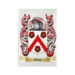 White (Ireland) Rectangle Magnet (100 pack)