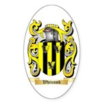 Whitcomb Sticker (Oval 50 pk)
