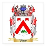 Whitby Square Car Magnet 3