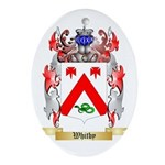 Whitby Oval Ornament