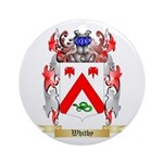 Whitby Round Ornament