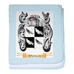 Whitburn baby blanket