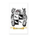 Whitburn Rectangle Car Magnet