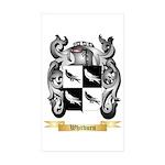 Whitburn Sticker (Rectangle 50 pk)