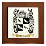 Whitburn Framed Tile