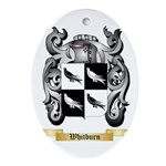 Whitburn Oval Ornament