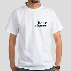 Bear Chaser White T-Shirt