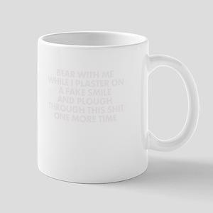 Bill Hicks - Bear With Me Mugs