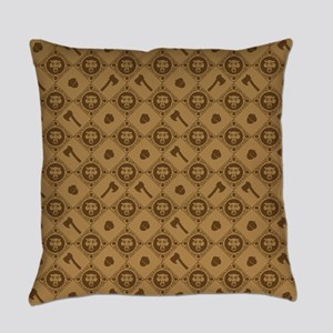 Ice Age Scrat Pattern Everyday Pillow