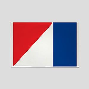 AMC Flag Logo Rectangle Magnet