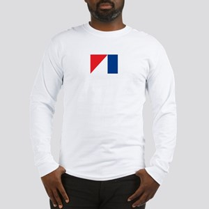 AMC Flag Logo Long Sleeve T-Shirt