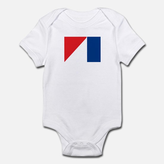 AMC Flag Logo Infant Bodysuit