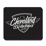 Cog Logo Mousepad