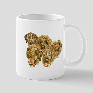 Griffon Gang 11 oz Ceramic Mug