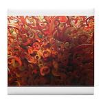 Baha Fury Tile Coaster