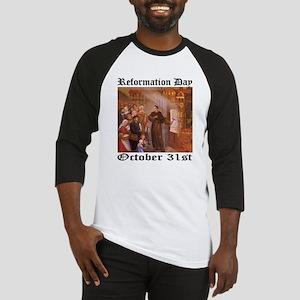Reformation Day - T Shirt Baseball Jersey